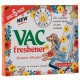 Universal Vacuum Cleaner Air Freshners Extra Strength Twin Pack x1