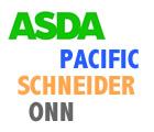 ASDA ONN PACIFIC SCHNEIDER SMARTPRICE